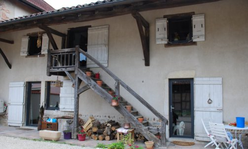 Portes d'entrée tradition bois Villefranche-sur-Saône