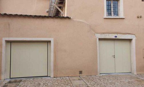 Basculantes Isolées MOOS Villefranche-sur-Saône
