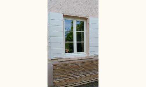 Fenêtres tradition bois Menuiserie de tradition bois